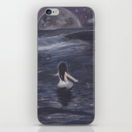 Abyss Serenity iPhone Skin
