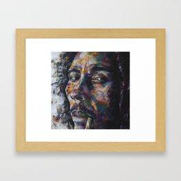 Jamming Framed Art Print