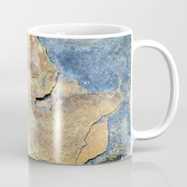 Abstract Stone Coffee Mug