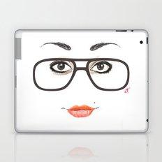 Hipster Eyes 3 Laptop & iPad Skin