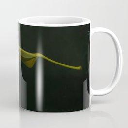 Leafing Through Darkness Coffee Mug