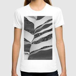Desert Night Glam Stripes #2 #wall #decor #art #society6 T-shirt