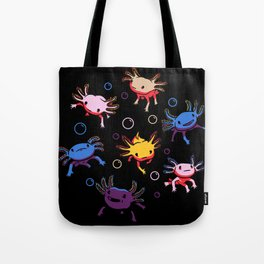 A LOT OF AXOLOTLS Tote Bag