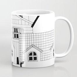 COMPACT CITY (INK ONLY) Coffee Mug