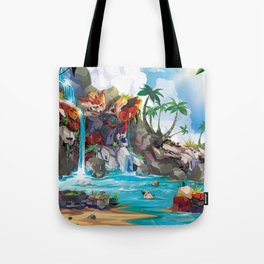 The Oasis Tote Bag