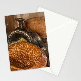 Saddles Stationery Cards