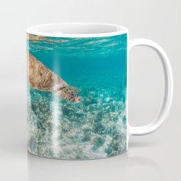 Turtle ii Coffee Mug