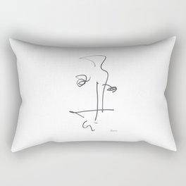Demeter Moji d21 7-6 w Rectangular Pillow