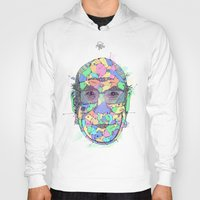 lama Hoodies featuring Dalai Lama by Melting Sky