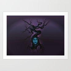 Tree of Mind  Art Print