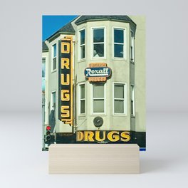 Drugs Mini Art Print