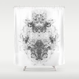 TAGD: X Shower Curtain
