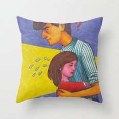 Never Let Me Down Throw Pillow