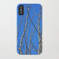 climbing iPhone & iPod Cases featuring Climbing by Emma Deer