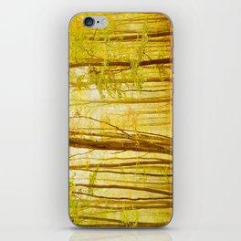 autumn scenery iPhone Skin