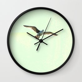 Channeling Icarus Wall Clock