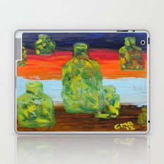 Untitled Abstract Still Life Laptop & iPad Skin