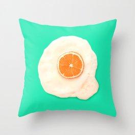 Huevanja Throw Pillow