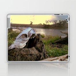 Trail Marker Laptop & iPad Skin