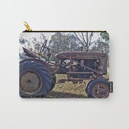 Old Tractors Never Die Carry-All Pouch