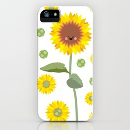 """Emo Girasol"" iPhone Case"