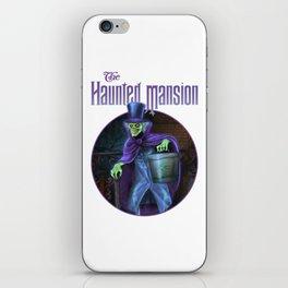 Hatbox Ghost-2 iPhone Skin