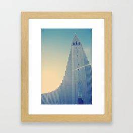 Holy Framed Art Print
