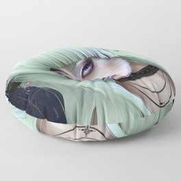 Gothic Succubus Floor Pillow