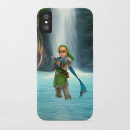 Adventure of Zelda iPhone Case