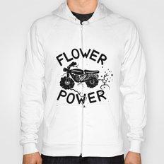 Floral Fuel Hoody