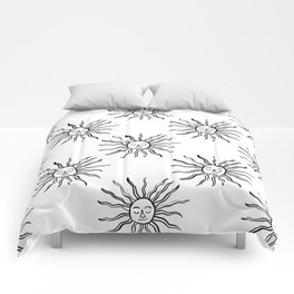 Sun Sign Comforters