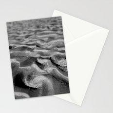 Desert Waves BW Stationery Cards