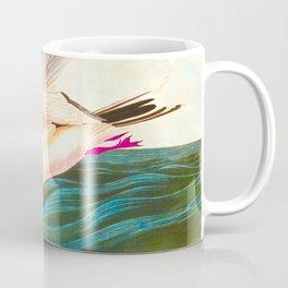 Black Skimmer or Shearwater Bird Coffee Mug