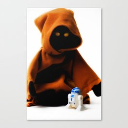 A Jawa's Favorite Toy Canvas Print
