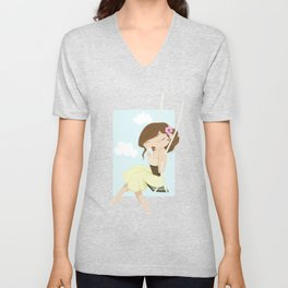 Miss Fresh Unisex V-Neck