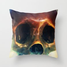 All You Need is Skull. Throw Pillow