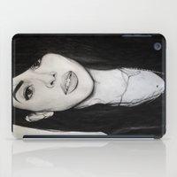 aaliyah iPad Cases featuring AALIYAH by alittleart