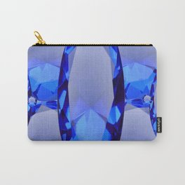 SEPTEMBER BLUE SAPPHIRE GEMS BIRTHSTONES Carry-All Pouch