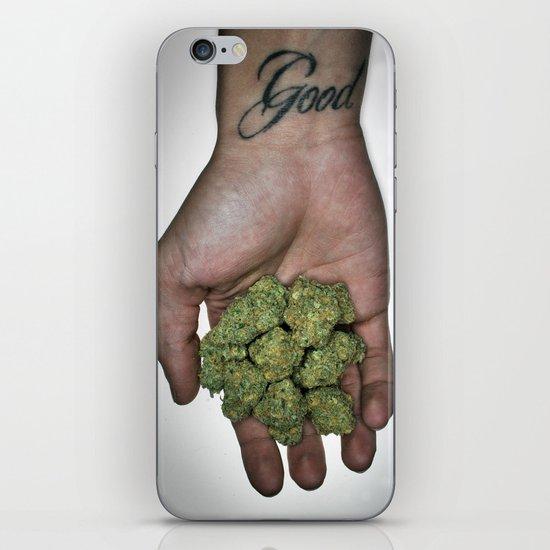 Good  iPhone & iPod Skin