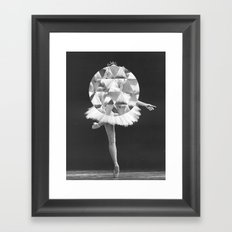 Dancing in Circles Framed Art Print