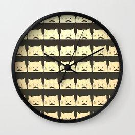 cat-381 Wall Clock