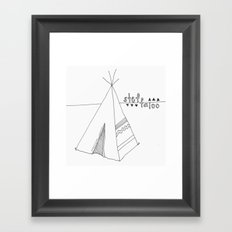 ▲ steffaloo ▲ Framed Art Print