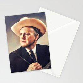 Bill Monroe, Music Legend Stationery Cards