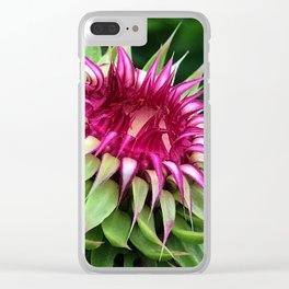 Easy to Slip Clear iPhone Case