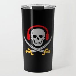 Pirates Sound Travel Mug