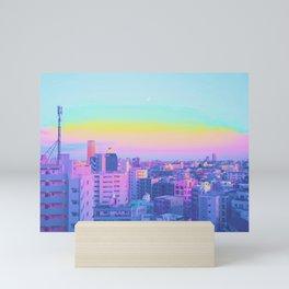 Moongazing Mini Art Print
