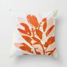 whispers Throw Pillow