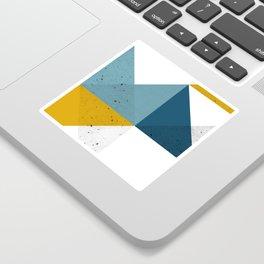 Modern Geometric 19 Sticker