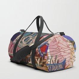 Modern Fox Cleaners Duffle Bag