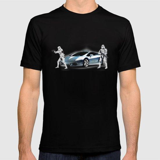 Lamborghini Troopers T-shirt